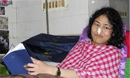 Irom Sharmila detention: Human rights panel sends notice to Manipur govt