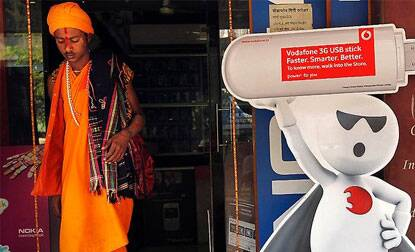 Vodafone India stake sellers liable to pay capital gainstax