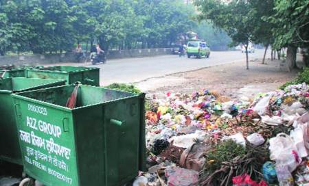Festive season: City collects additional 1,800 tonnes garbage