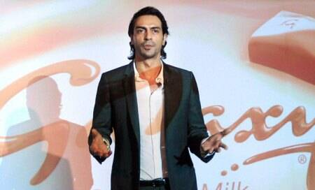 Arjun Rampal: My kids are super excited about me being the chocolate ambassador