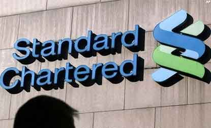 Standard Chartered sees marginal breach in FY'14 fiscal deficit target