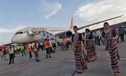 Air India using Boeing 787 Dreamliners for more hours than globalaverage