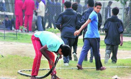 Punjab State Rural Games a flop show