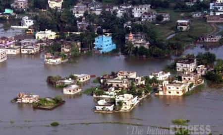Month after Cyclone Phailin,Odisha looking at devastation on the scale of1999