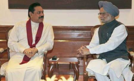 Can't attend CHOGM: PM tells Lankan President,Khurshid to lead India