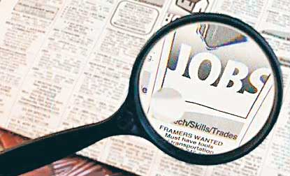 Hiring activities grow by 4% in October: report