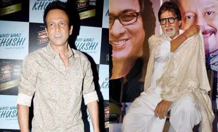 Kay Kay Menon to play civic commissioner in Big B's TV show