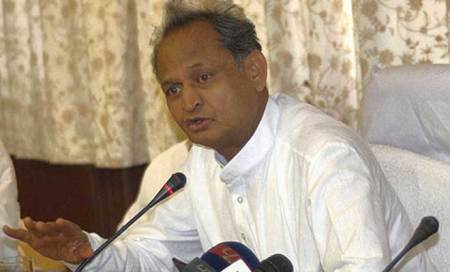 Raje misleading people on Gujjar reservation issue: Gehlot