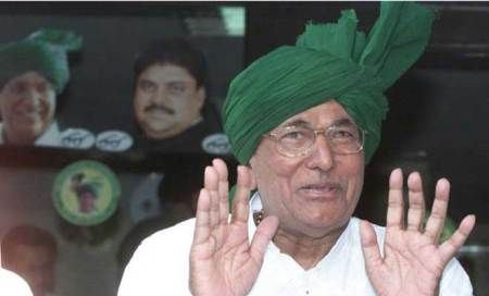 O P Chautala's flat attached by court for laundering crime