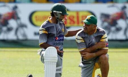Unhappy Dav Whatmore not to renew contract withPCB