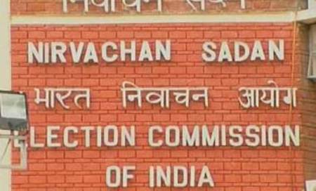 MP polls: EC notice to BJP nominee for giving money totemple