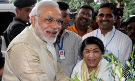 Party leader's comments directed at Lata 'regrettable': Congress