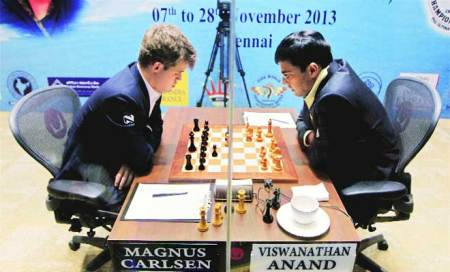Title Fight: Viswanathan Anand's Houdini act