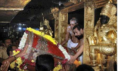 Sabarimala Ayyappa shrine opens on Friday