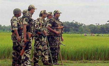 CRPF officer booked for leaking information on security operations toNaxals