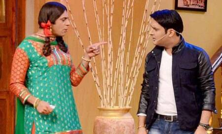 Can't force Gutthi to stay back on the show: Kapil Sharma