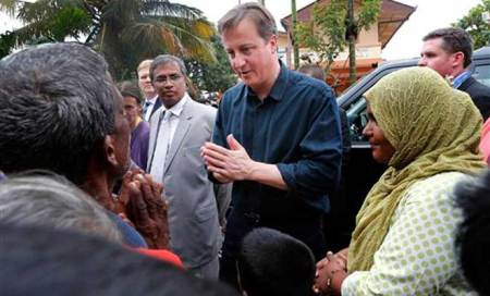 Will seek international rights probe if Lanka fails: David Cameron