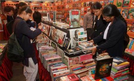 Literature for children focus at World Book Fair 2014