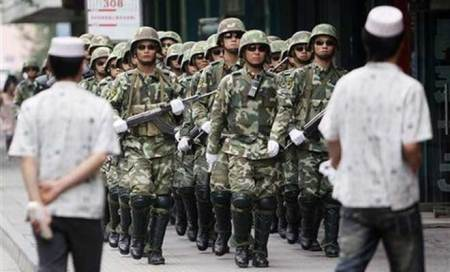 11 killed in militants' attack on police station inChina
