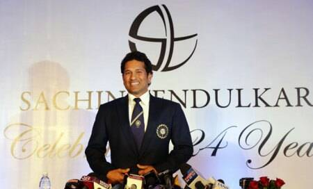 Sachin Tendulkar,the newsmaker,often occupied the front pagespace