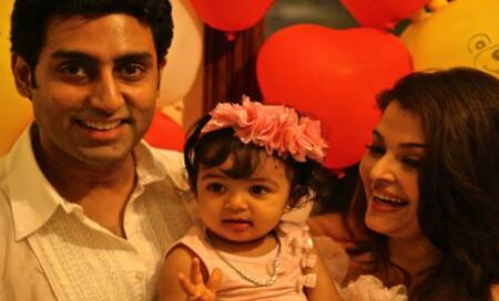 Aaradhya Bachchan celebrates 2nd birthday with  Aamir and Shilpa Shetty's sons
