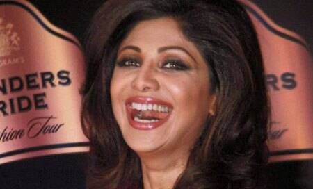 My son Viaan keeps me on my toes: Shilpa Shetty