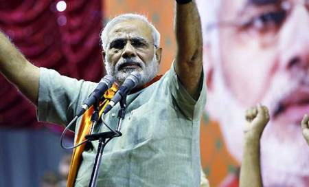 Blessings of mothers and sisters my shield: NarendraModi