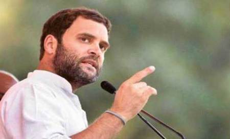 BJP anti-poor,Congress will work for the youth and the oppressed: RahulGandhi