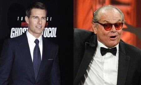 Tom Cruise courting Jack Nicholson to star in 'El Presidente'