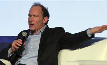 Father of World Wide Web says China will dismantle 'greatfirewall'
