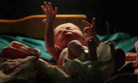 Babies can identify their own bodies:Study