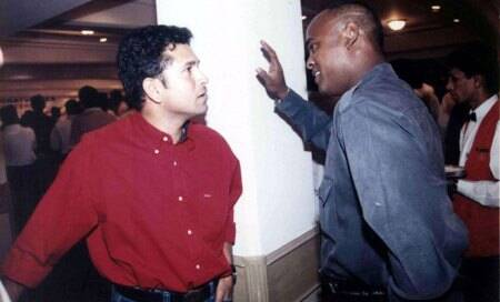 Why was Vinod Kambli missing at Sachin Tendulkar's post-retirement party