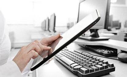 Tablets will be 50 pct of PC market in 2014:Canalys