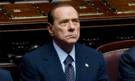 Silvio Berlusconi faces expulsion from parliament over tax fraud sentence