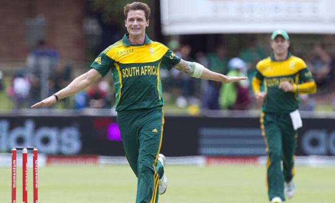 Dale Steyn will be playing his first ODI after almost 2 years (photo - CSA)