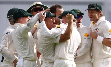 David Warner's comments on Jonathan Trott out of order,crossed line: Steve Waugh