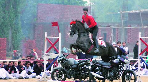 Three city horse-riders bring glory, to represent Punjab, Haryana, UT in R-Day parade