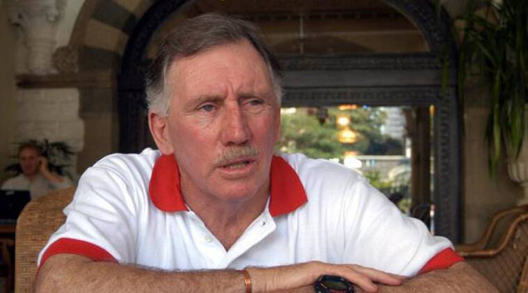 Chappell also expressed his opinion about Steve Smith, saying the stand-in skipper should be permanently handed over the Australian team captaincy in both Tests as well ODIs. (Source: IE File)