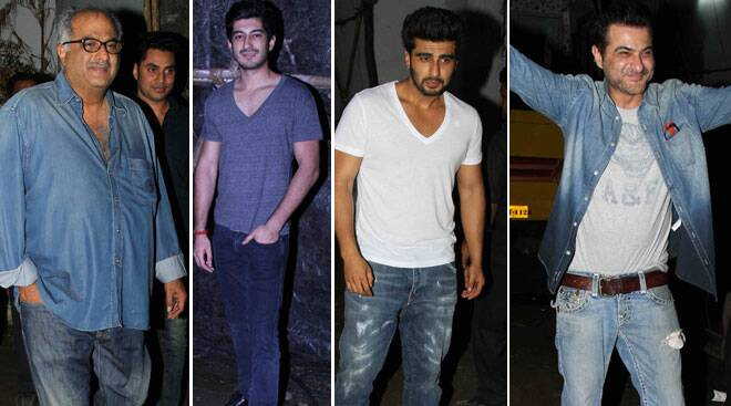 Arjun Kapoor celebrates 'Tevar' wrap-up