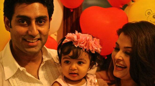 Happy anniversary:  Aishwarya, Abhishek Bachchan celebrate 7 years of togetherness
