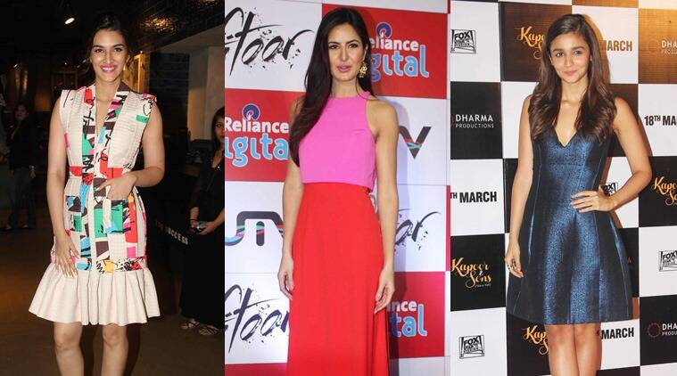 From Kriti Sanon to Alia Bhatt: Fashion hits and misses of the week