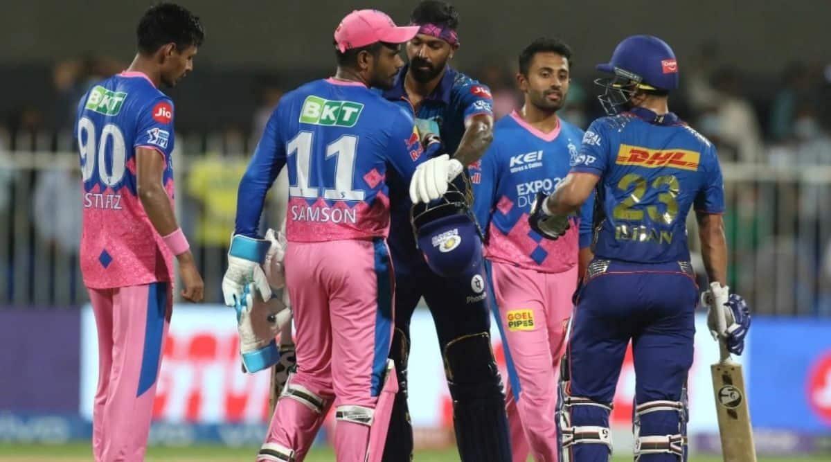 IPL 2021, RR vs MI Highlights: MI defeat RR by 8 wickets   Sports News,The  Indian Express