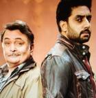 Rishi Kapoor like a father to me, says Abhishek Bachchan