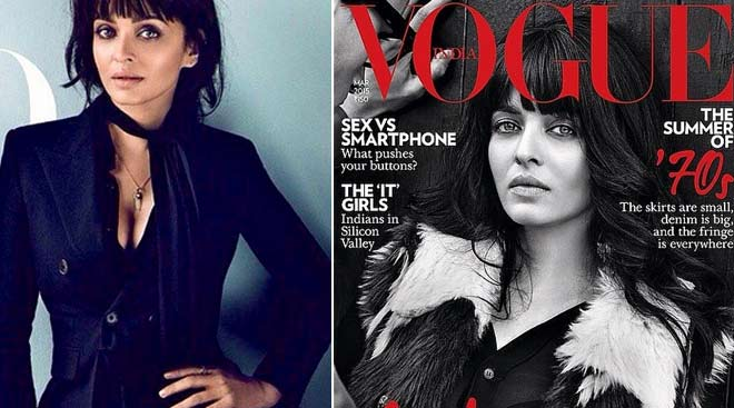 Aishwarya Rai Bachchan in a never-seen-before avatar in Vogue photoshoot