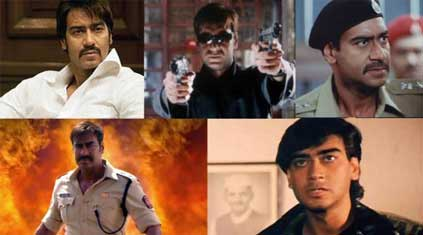 Happy Birthday Ajay Devgn
