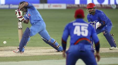 India vs Afghanistan Live Cricket Score, Asia Cup 2018 Live score updates: India lose four wickets, Afghanistan on the hunt