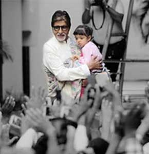 Aaradhya asks a lot of questions: Amitabh Bachchan