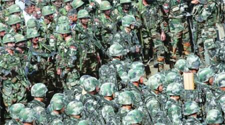 J&K: Youth dies during Army recruitment test