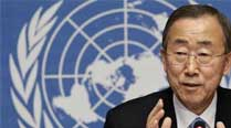 UN chief Ban asks Pakistan to step up efforts to combat terror