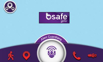 bSafe is the brainchild of Silje Vallestads, a mom who was concerned about the safety of her daughter.